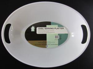 SERVING PLATTER PLASTIC