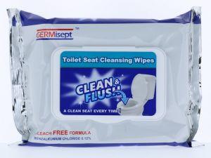 CLEAN FLUSH WIPES