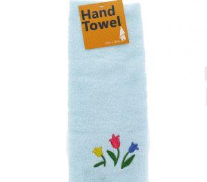 HAND TOWEL TULIP 13 INCH X 28 INCH