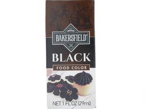 BLACK FOOD COLORING