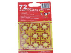 PLASTIC DISC CAP