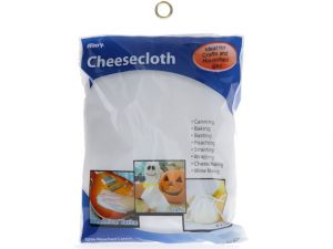 CHEESECLOTH 1.5SQ YD
