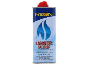 NEON LIGHTER FLUID