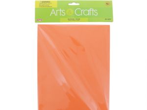 EVA FOAM SHEETS-ORANGE