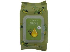 OLIVE OIL CLEANSING