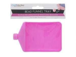 Bead Funnel Tray Cap