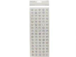 STONE STICKERS 12 GOLD