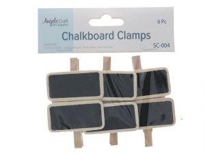 Chalkboard Clamps