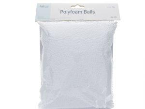 POLYFOAM WHITE BALLS