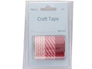 Crafting Tape-BlkWht  XXX