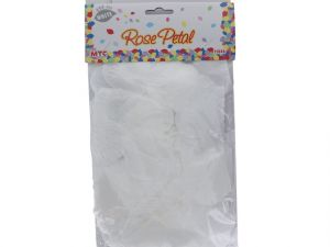 240 COUNT ROSE PETAL - WHITE