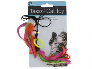 TASSEL CAT TOY
