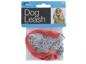 METAL DOG LEASH