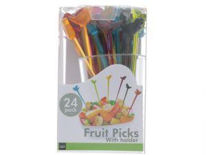 FRUIT PICKS 24PK