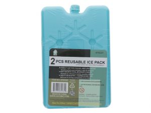 REUSABLE ICE PAK 2PC