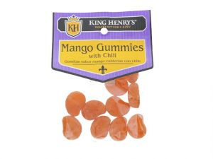 Mango Gummies wChili