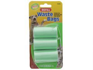 PET REFILL WSTE BAGS
