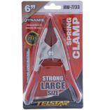 TELSTAR LARGE STEEL SPRING CLAMP