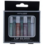 LIP GLOSS 4 COUNT SET