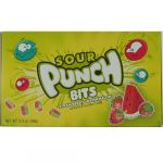 SOUR PUNCH BITS STRW WATERMLN BOX 3.5Z