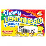 LEMONHEAD FRIENDS CHEWY ASST FLVR 6Z