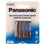 BATTERY PANASONIC AAA