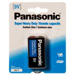 BATTERY PANASONIC 9V