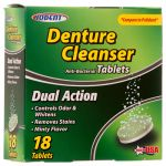 IODENT DENTURE CLEANSER 20CT TABLETS