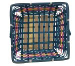 EASTER SQUARE BAMBOO BASKET