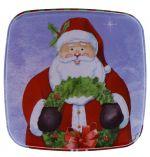 PLASTIC CHRISTMAS BOX
