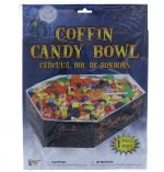 COFFIN CANDY BOWL