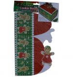 CHRISTMAS BAKERY BOX GINGERBREAD 2 PACK