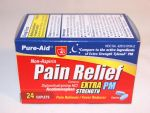 PAIN RELIEF PM 24CT