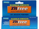 ZIT FREE ACNE TREATMENT CREAM