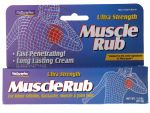 Muscle Rub Tube 1.5oz