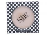 SHE COSMETICS PRESS POWDER NATURAL BEIGE