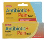 ANTIBIOTIC AND PAIN CREAM