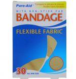 BANDAGE FLEXIBLE FABRIC 30 COUNT