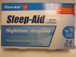 SLEEP AID 24CT