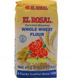EL ROSAL WHOLE WHEAT FLOUR 2.5 LB