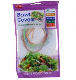 BOWL COVERS 12 COUNT ASSORTED SIZES