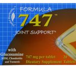 FORMULA 747 JOINT SUPPORTS 20 TABLETS