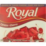 ROYAL GELATIN 2.8Z CHERRY