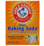 PURE BAKING SODA 8 OZ