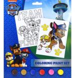 PAW PATROL PAINT POSTER SET