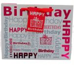 HAPPY BIRTHDAY GIFT BAG SMALL SIZE