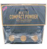 MATTE COMPACT POWDER LIGHT TONE