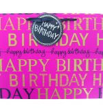 HAPPY BIRTHDAY SMALL GIFT BAG