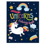 ADVANCED UNICORN COLORING BOOK