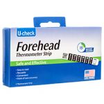 U-CHECK FOREHEAD THERMOMETER STRIP